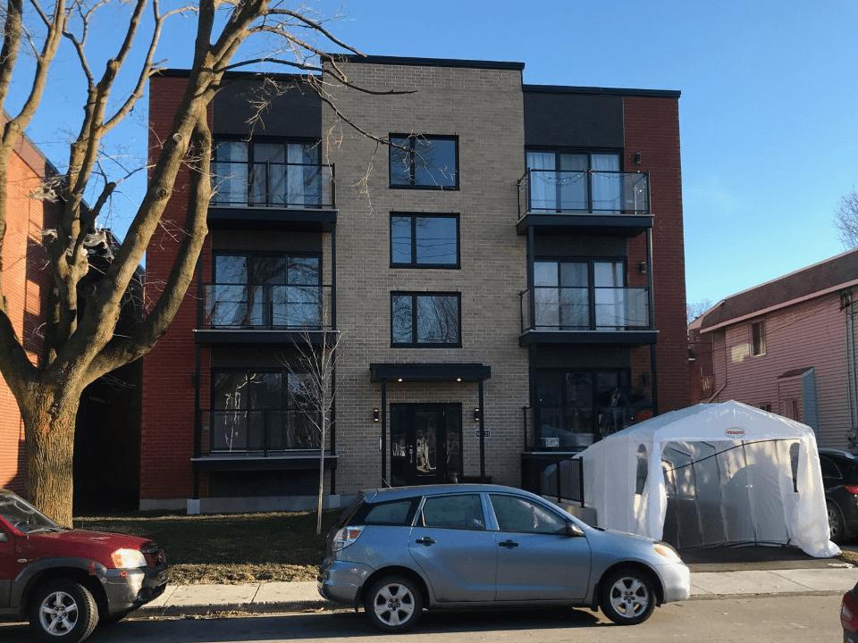 10 221 Parc Georges Montréal-Nord